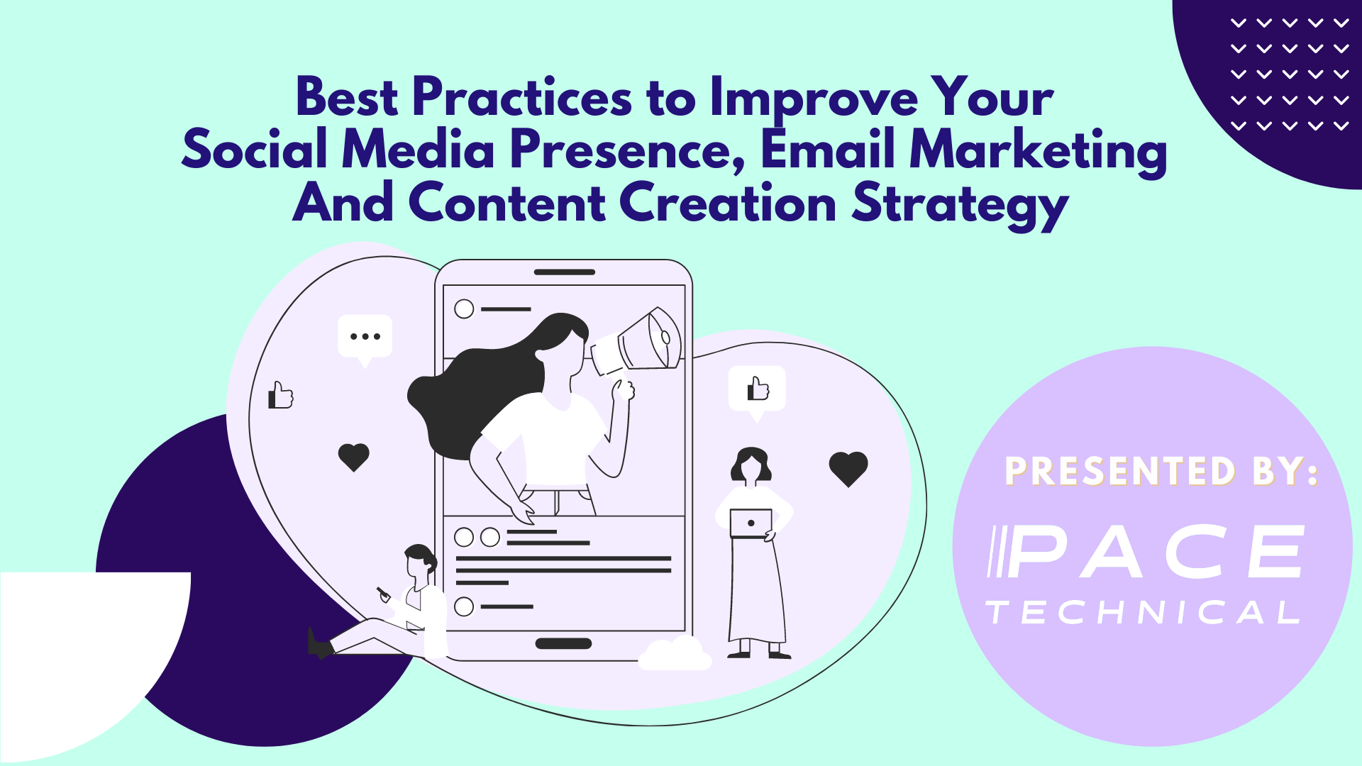 Best Practices to Improve Your  Social Media Presence, Email Marketing And Content Creation Strategy (6)